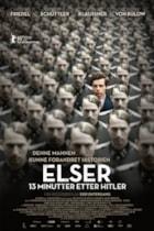 Elser - 13 minutter etter Hitler