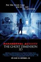 Paranormal Activity - The Ghost Demension