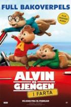 Alvin og gjengen i farta